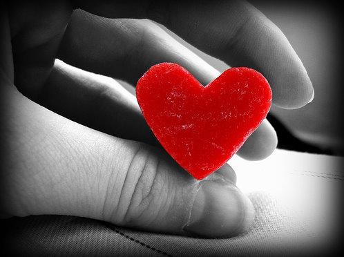 Heart in my hands